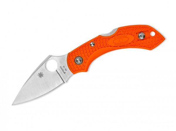 Taschenmesser, Orange, Daumenöffnung, Backlock, VG-10, FRN