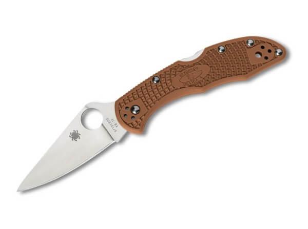 Taschenmesser, Braun, Daumenöffnung, Backlock, VG-10, FRN