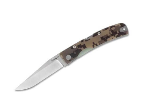 Taschenmesser, Khaki, Nein, Backlock, CPM-154, G10