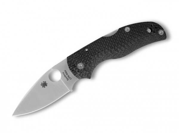 Taschenmesser, Daumenöffnung, Backlock, CPM-S-90V, Kohlefaser